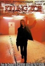 Killing Zoe (1993) afişi