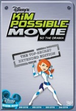 Kim Possible: So the Drama Afişi