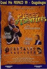 Identity Pieces (1998) afişi