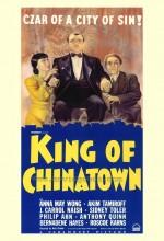 King Of Chinatown (1936) afişi