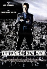 King Of New York (1990) afişi