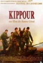 Kippur (2000) afişi