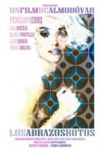 Kırık Kucaklaşmalar (2009) afişi