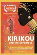 Kirikou And The Sorceress (1998) afişi