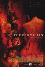 Kırmızı Keman (1998) afişi