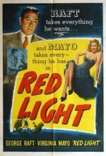 Kırmızı ışık (1949) afişi