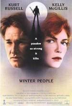 Kış İnsanları (1989) afişi