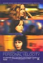 Kişisel Sürat (2002) afişi