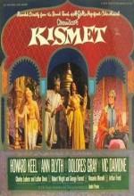 Kismet (1955) afişi