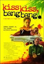 Kiss Kiss Bang Bang (2005) afişi