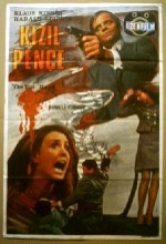 Kızıl Pençe (1967) afişi