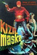 Kızılmaske (1968) afişi