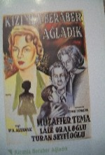 Kızımla Beraber Ağladık (1955) afişi