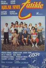 Kızlar Sınıfı Tatilde (1986) afişi