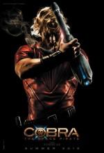 Kobra: Uzay Korsanı (2013) afişi