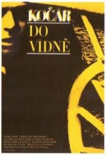 Kocár Do Vídne (1966) afişi