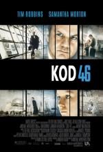 Kod 46 (2003) afişi