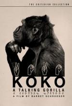 Koko, a Talking Gorilla (1978) afişi
