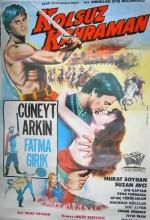 Kolsuz Kahraman (1966) afişi