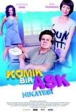 Komik Bir Aşk Hikayesi (2011) afişi