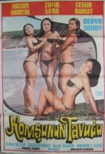 Komşunun Tavuğu (1979) afişi
