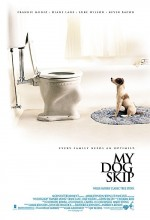 Köpeğim Skip (2000) afişi