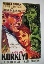Kör Kuyu (1957) afişi