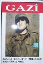 Kore Gazileri (1951) afişi