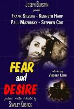 Korku Ve İstek (1953) afişi