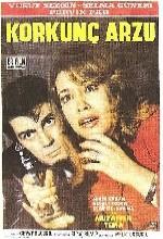 Korkunç Arzu (1966) afişi