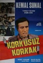 Korkusuz Korkak (1979) afişi