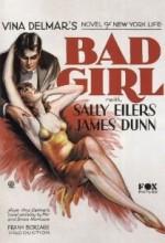 Kötü Kız (1931) afişi