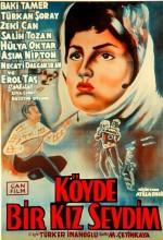 Köyde Bir Kız Sevdim (1960) afişi