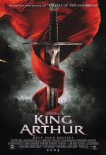 Kral Arthur Afişi