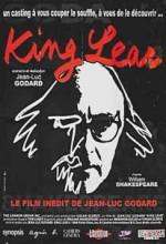 Kral Lear (1987) afişi