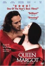 Kraliçe Margot (1994) afişi
