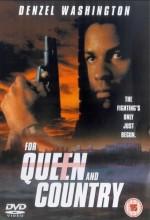 Kraliçe Ve Ülkem Adına (1988) afişi