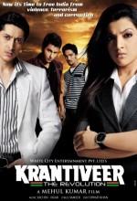 Krantiveer: The Revolution (2010) afişi