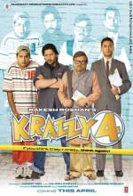 Krazzy 4 (2008) afişi