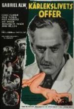 Kärlekslivets Offer (1944) afişi