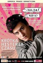 Krótka Histeria Czasu (2006) afişi