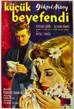 Küçük Beyefendi (1962) afişi