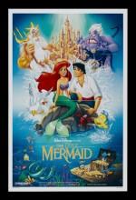 Küçük Denizkızı (1989) afişi