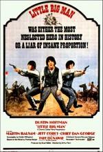 Küçük Dev Adam (1970) afişi