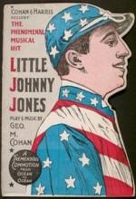 Little Johnny Jones (1923) afişi