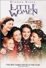 Küçük Kadınlar (1994) afişi