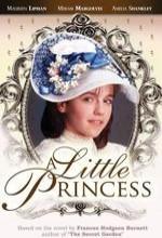 Küçük Prenses (ı) (1986) afişi