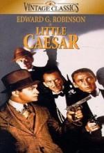 Küçük Sezar (1931) afişi