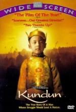 Kundun (1997) afişi