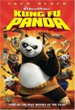 Kung Fu Panda (2008) afişi